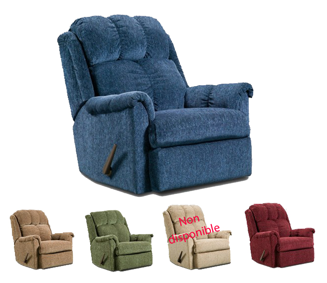 Fauteuil Inclinable Ber 231 Ant 065674 Joliette